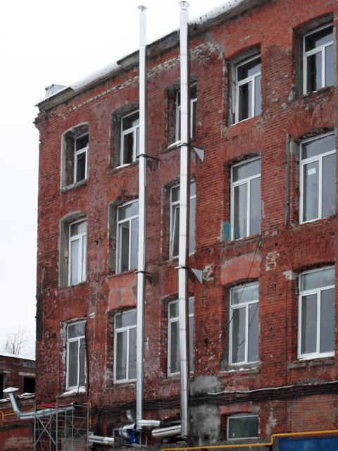 Дымоходы и вентляция в Орехово-Зуево