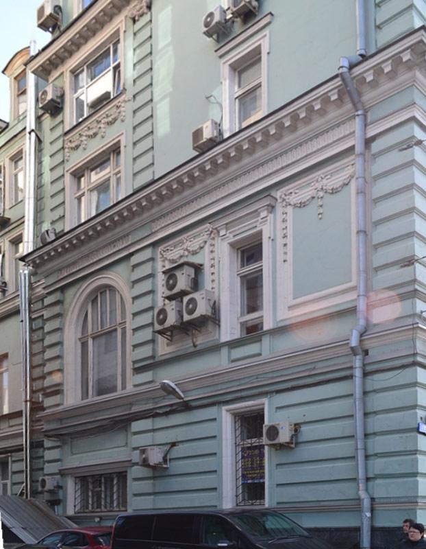 Нержавеющие дымоходы в кафе на Тверской в Москве